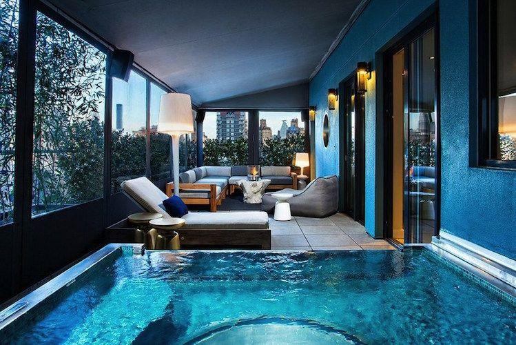 Ty Warner Four Seasons Hotel New York 35 000 Per Night