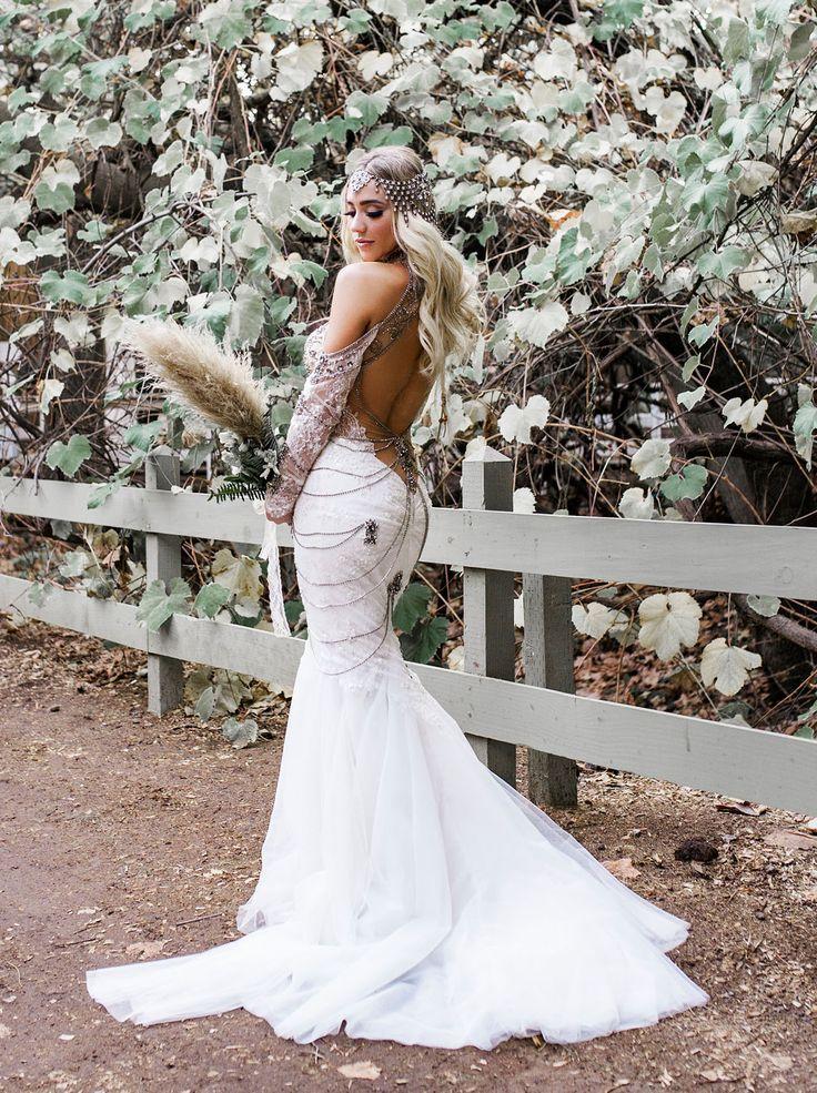 DWTS Mark Ballas + BC Jean\'s Bold, Bohemian-Inspired Wedding ...