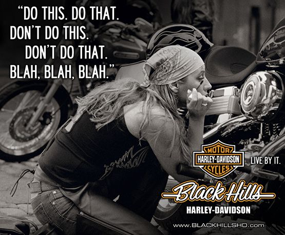 Just because we ride, don't forget we… | Quotes - Motorcycle ...
