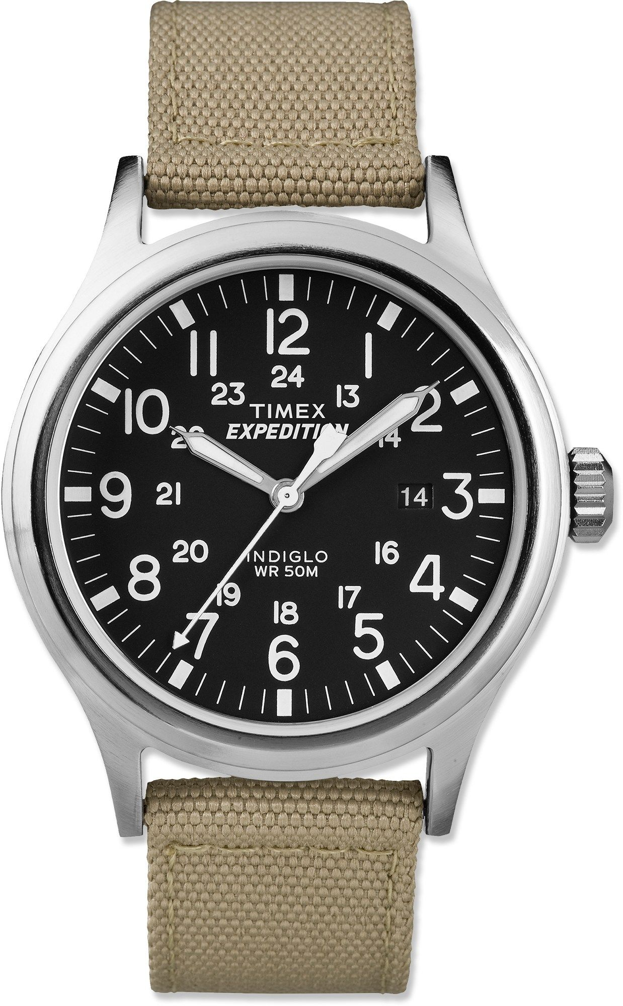c7d949cf5c82 Timex Male Expedition Scout Metal Watch - Men s
