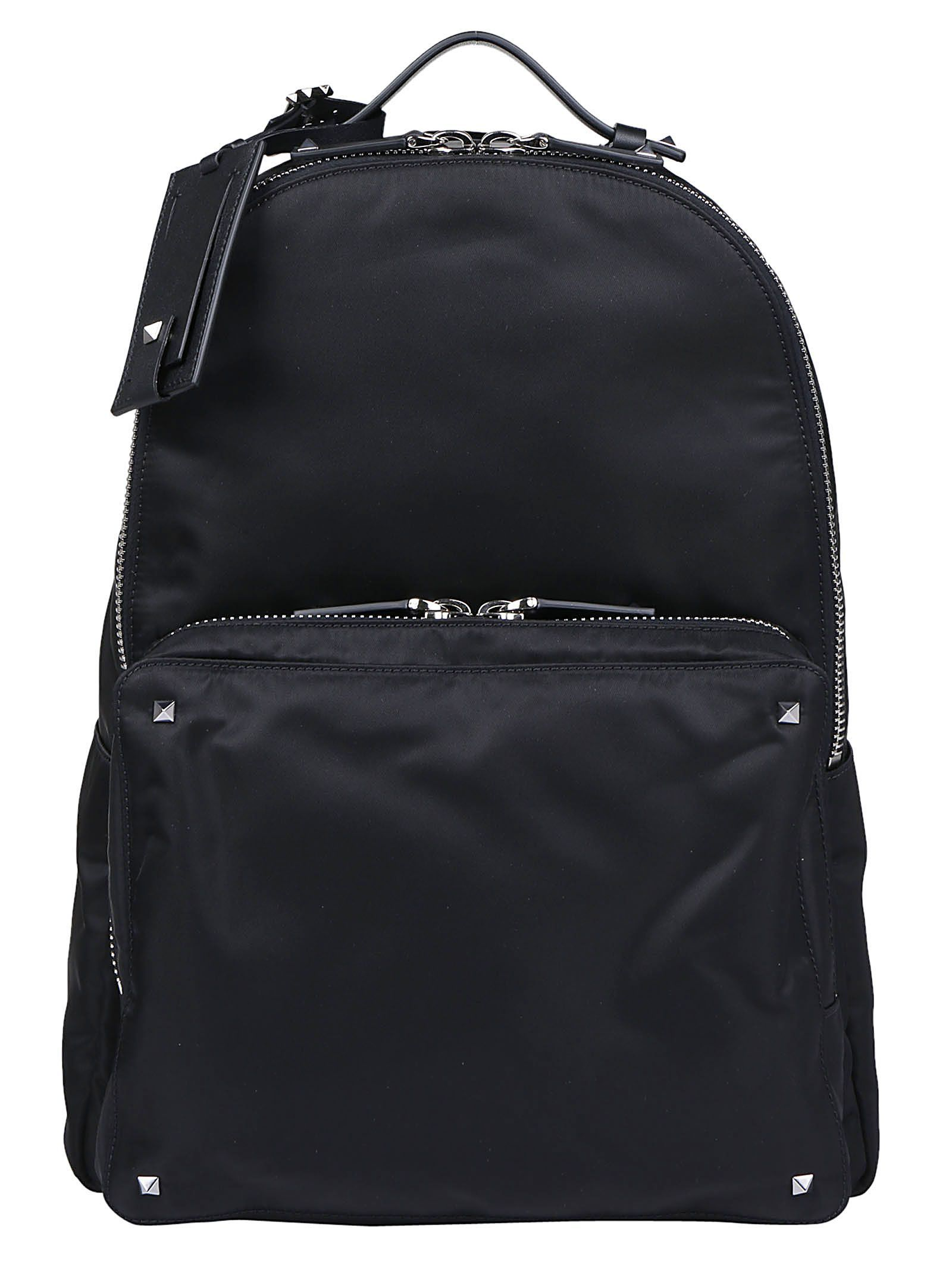 fc644f5765bf VALENTINO BACKPACK.  valentino  bags  leather  nylon  backpacks ...