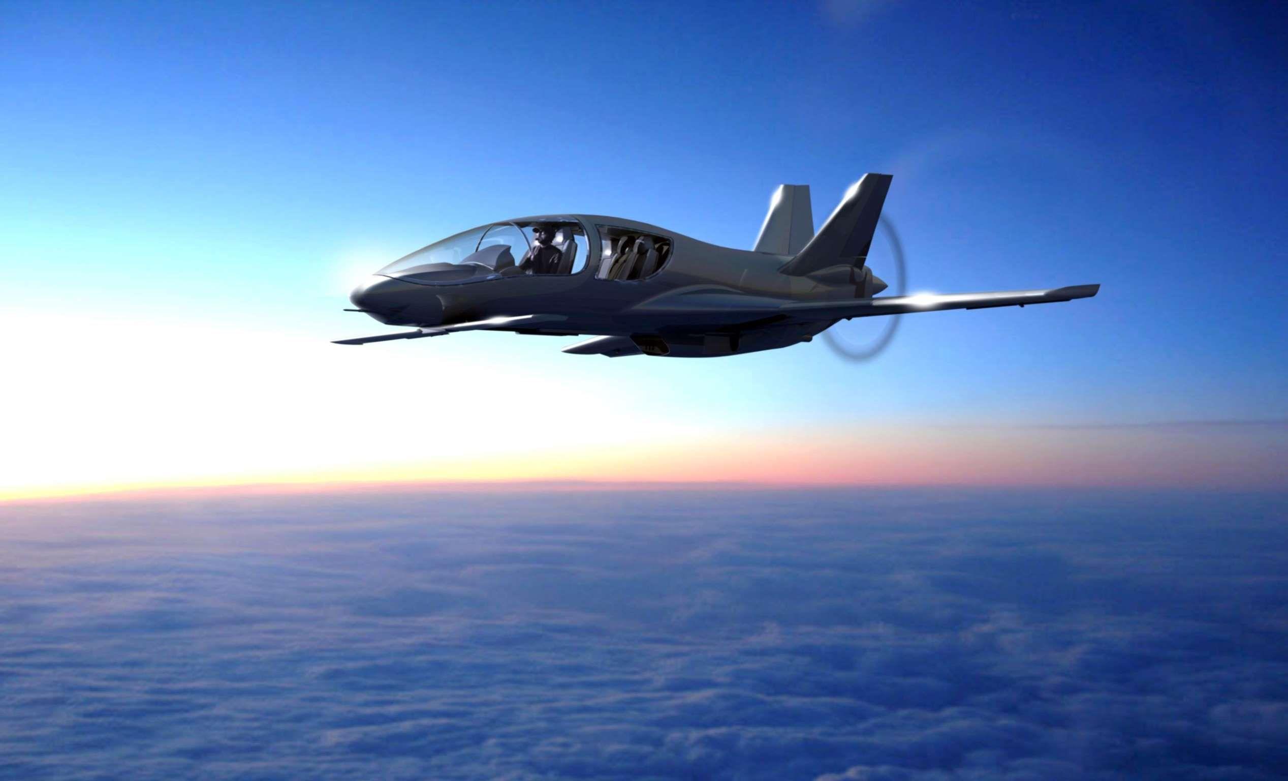 Valkyrie airplane - Sabrina Bot/REX Shutterstock/Rex Images