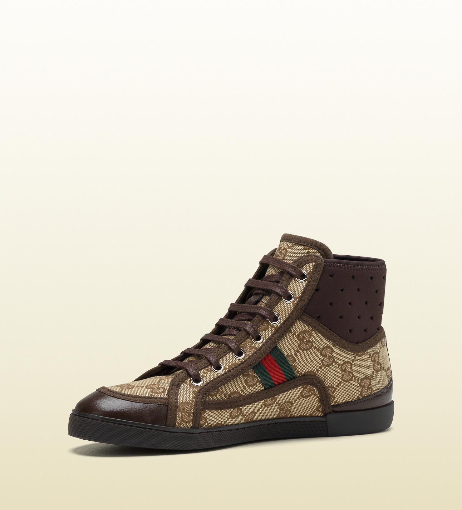 Gucci Womens Shoes Cannes High-Top
