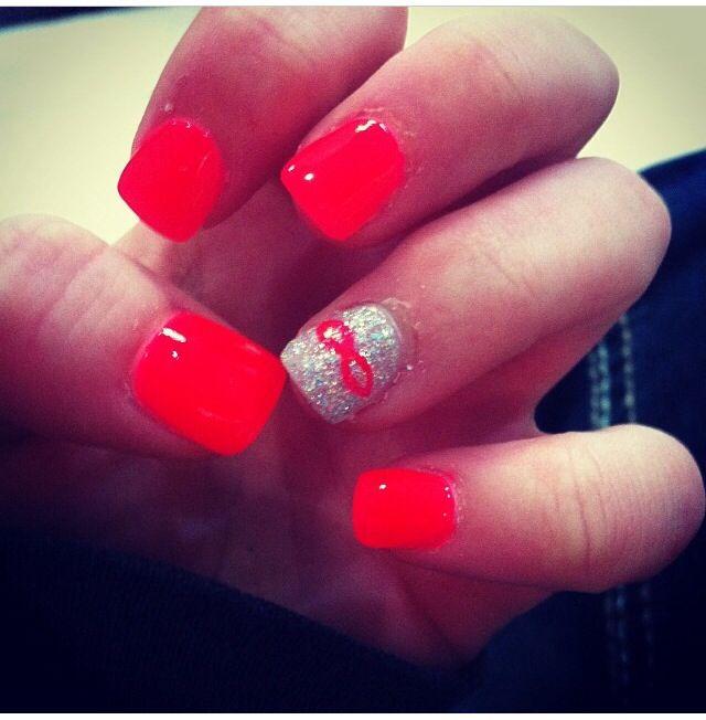 Infinity nails | Nails | Pinterest | Infinity nails, Nail studio and ...