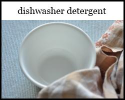 Elisa Loves Updated Homemade Dishwasher Detergent Homemade