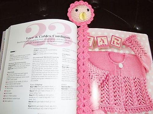 Its a boy /Girl Bookmark pattern by Chiwaluv Amigurumi Critters