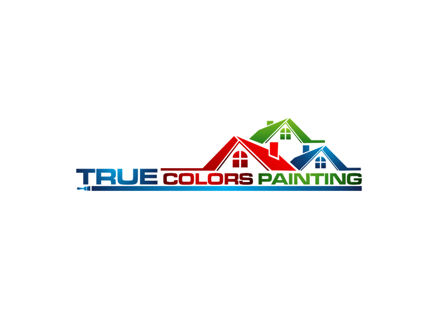 create a cool logo for a professional house painting