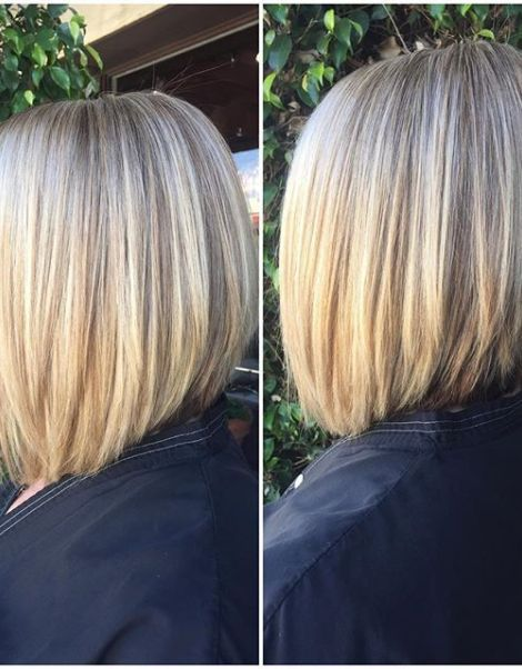 A Line Bob Hairstyles Delectable 21 Eyecatching Aline Bob Hairstyles  Haircut Ideas  Pinterest