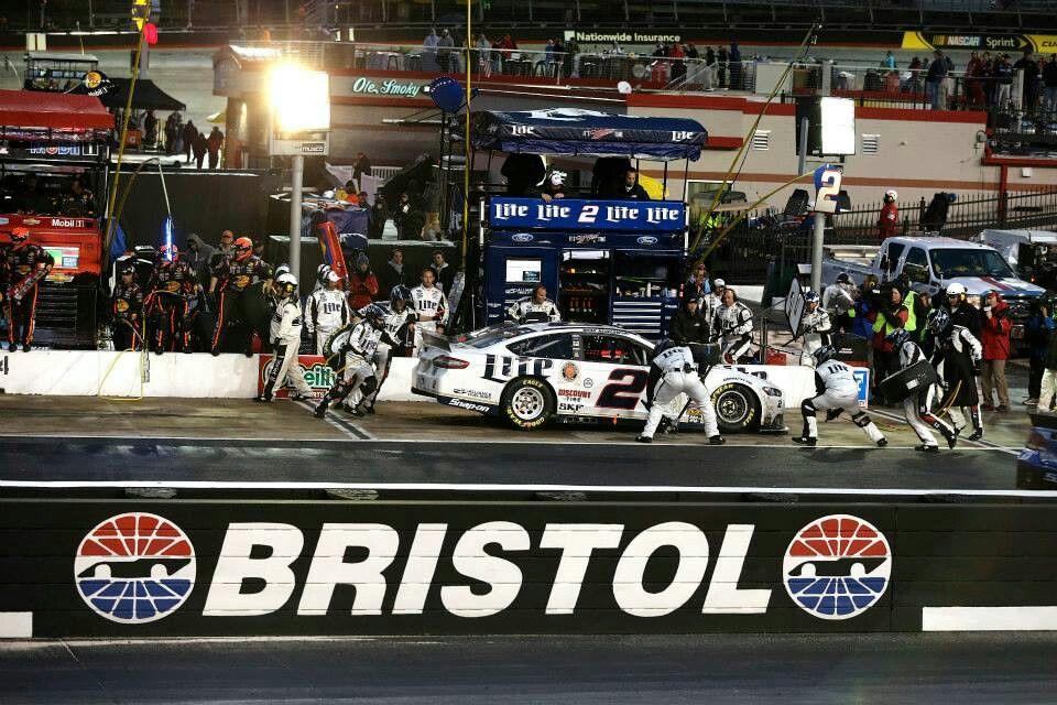 Nascar Bristol 2014 Race Lineup