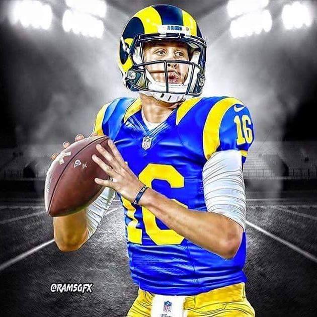 Welcome To Los Angeles Jared Goff 4 28 2016 Los Angeles Rams La Rams Rams Football