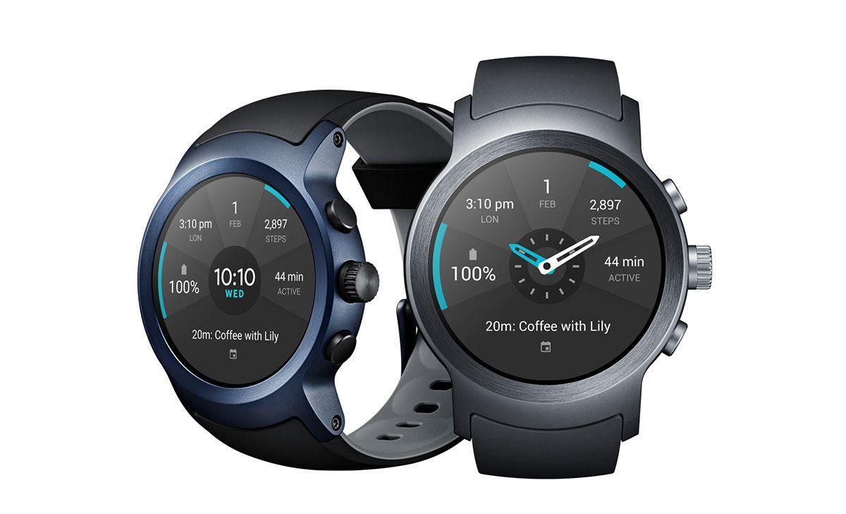 더기어 구글 안드로이드 웨어 2 0에 주목할 3가지 특징 스마트 워치 스포츠 시계