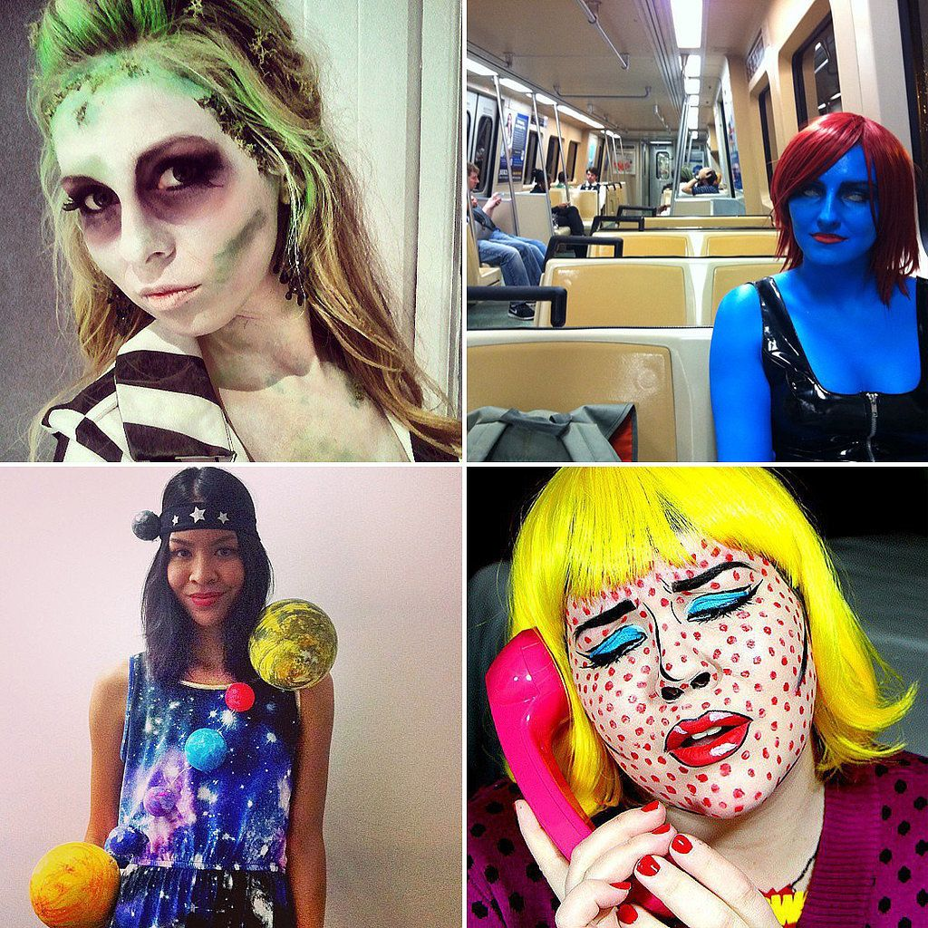 70 Mind-Blowing DIY Halloween Costumes For Women | DIY Halloween ...