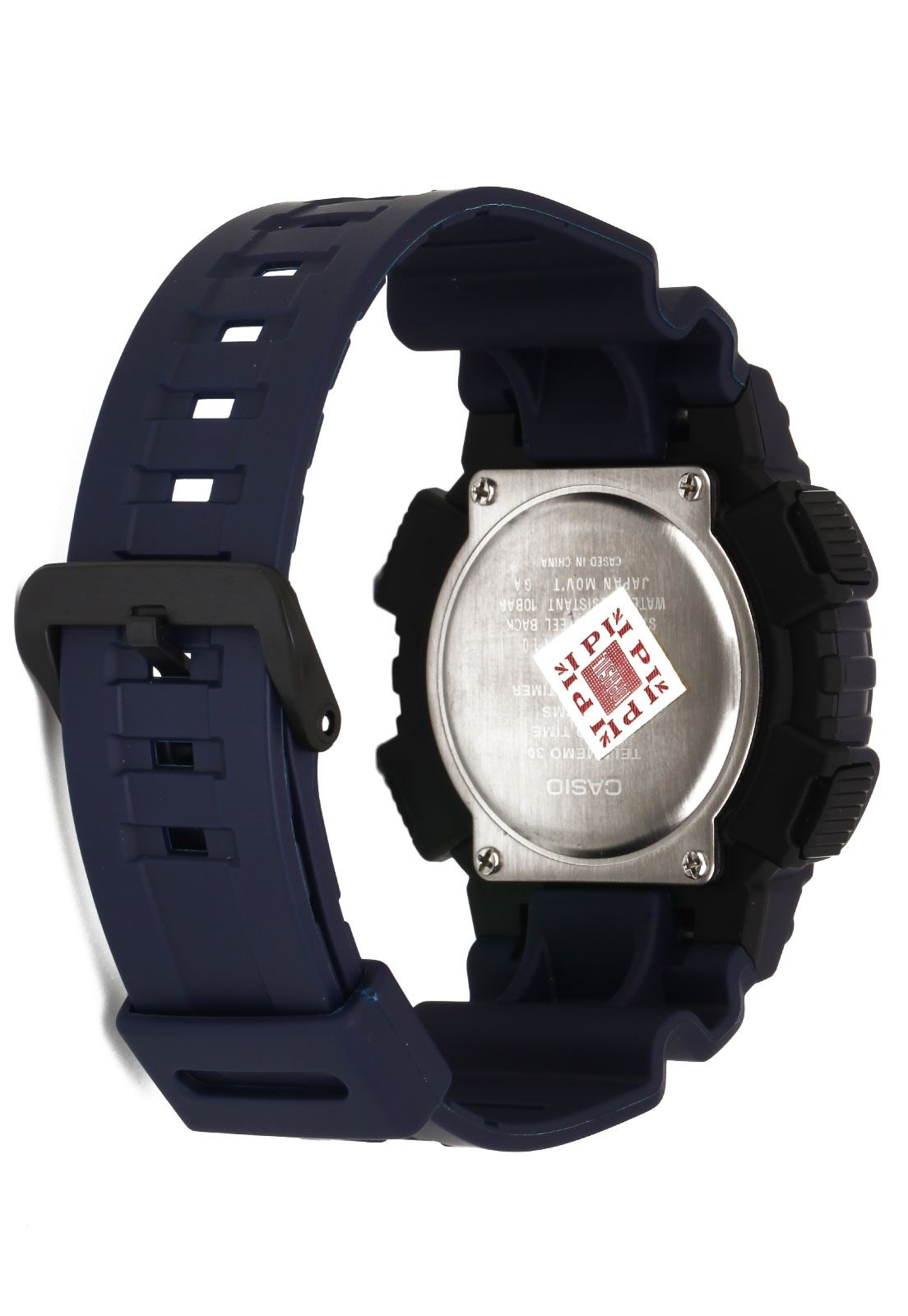 add57693ddc Relógio Casio AEQ-110W-2AVDF Azul-Marinho