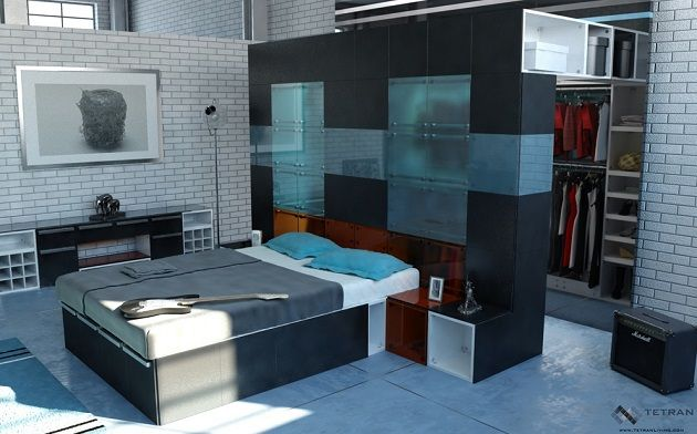 Limitless Designs With The Latest Modular Furniture Concept From Tetran U2013  Interior Design, Design News
