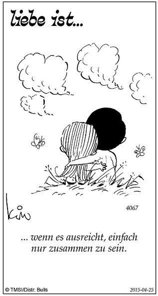 """Täglich veröffentlicht die Kleine Zeitung eine """"Liebe ist ...""""-Zeichnung. Anlässlich des Valentinstags haben wir für Sie die zehn beliebtesten Sujets unserer Facebook-Leser zusammengestellt."""
