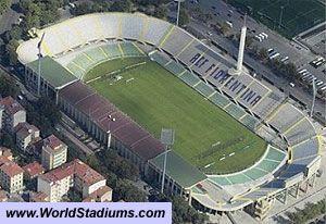 Stadio Artemio Franchi (Firenze), Fiorentina