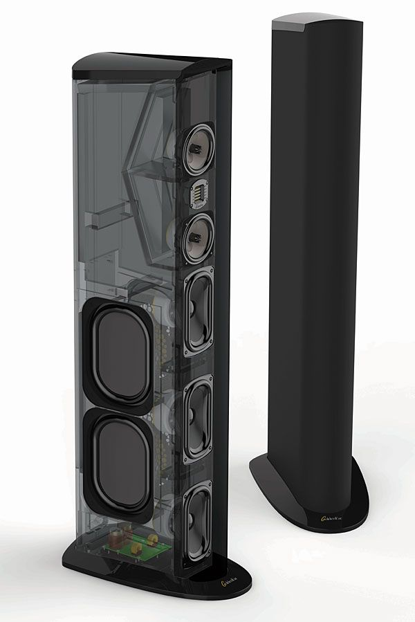 Stereophile S Products Of 2015 Joint Loudspeakers Of The Year Loudspeaker Speaker Speaker Design