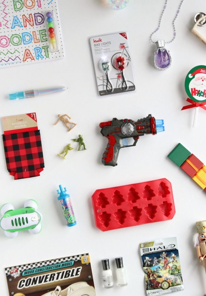 Stuff their stockings with these! 100+ Stocking Stuffers and Small