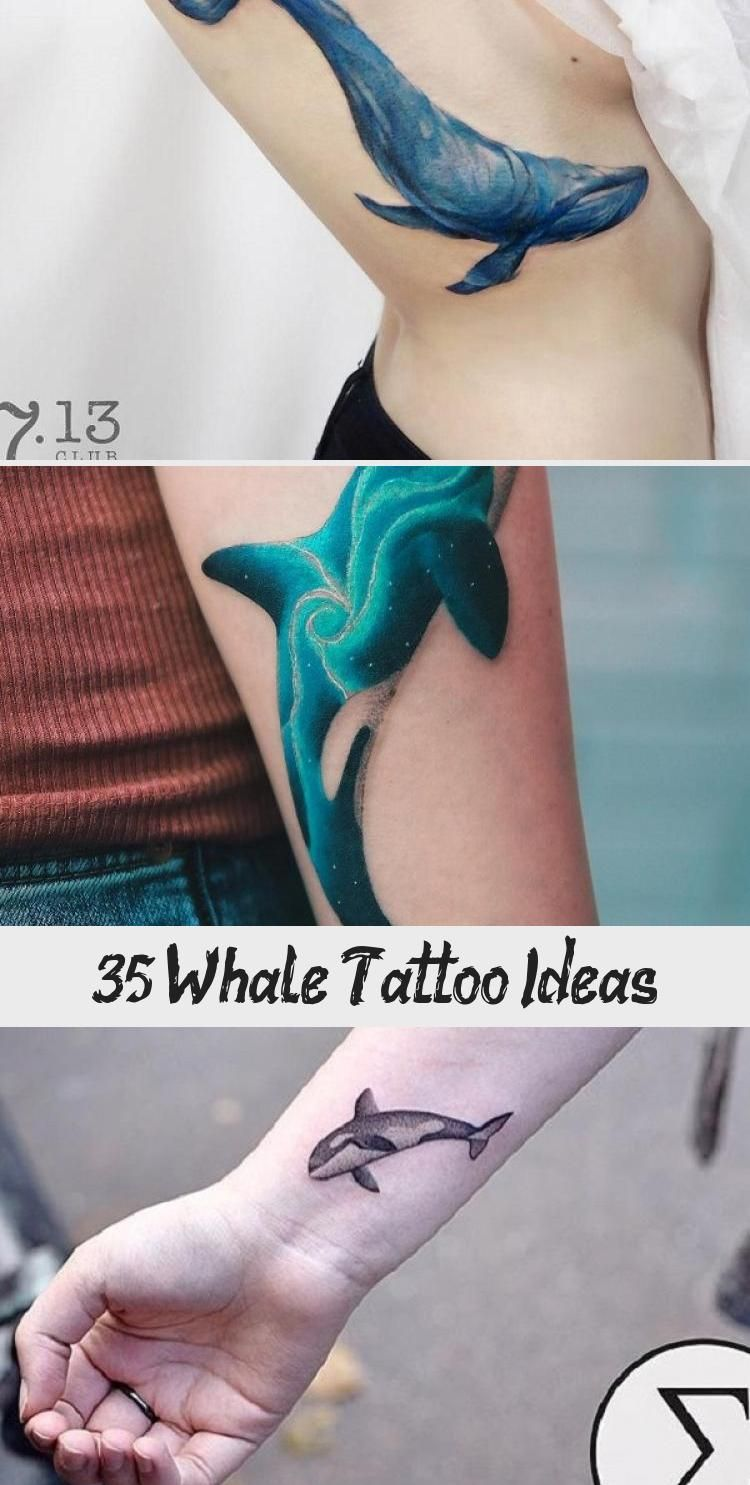 35 Whale Tattoo Ideas In 2020 Tattoos Famous Tattoo Artists Places For Tattoos