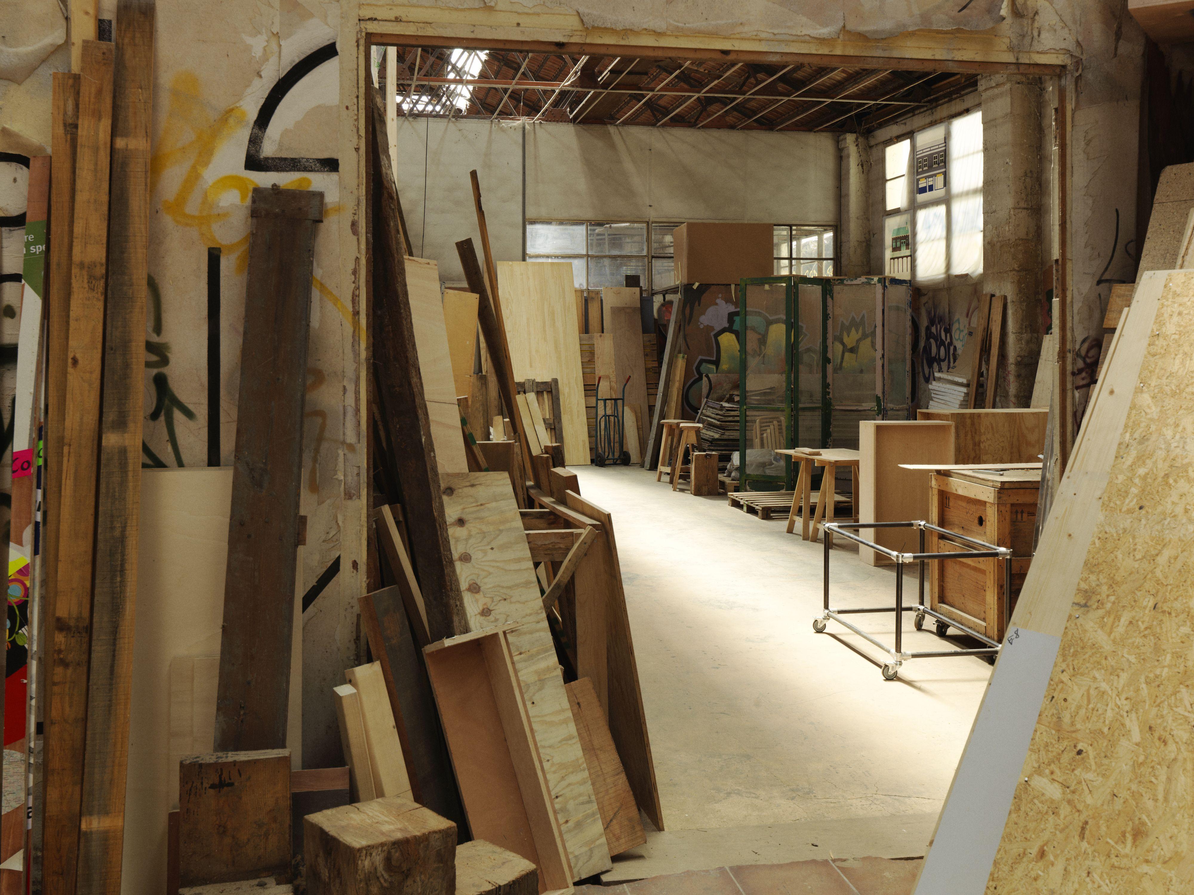 Atelier le bureau baroque photo cyrille weiner cw