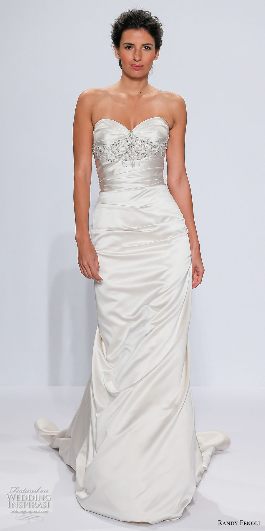 Randy Fenoli Bridal Spring 2018 Wedding Dresses — New York Bridal ...