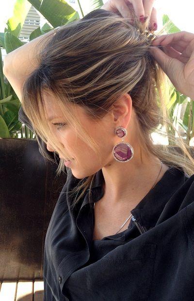 earring /Jack Vartanian