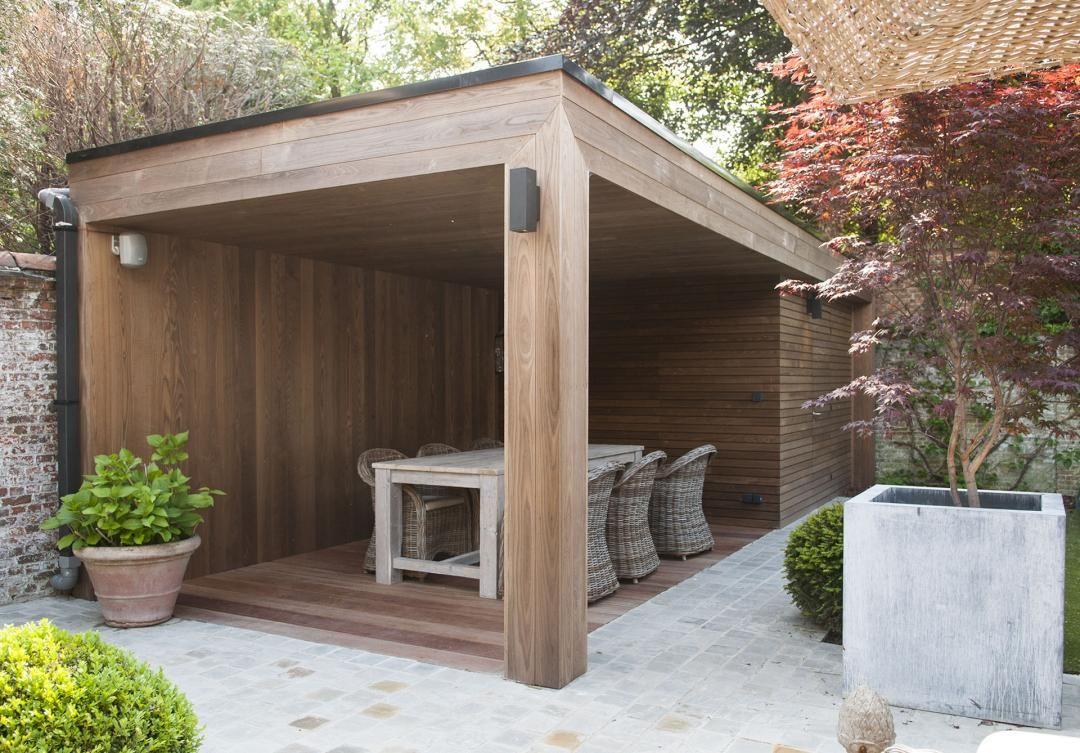 La recherche d une extension en bois ou d une pergola for Recherche maison en bois