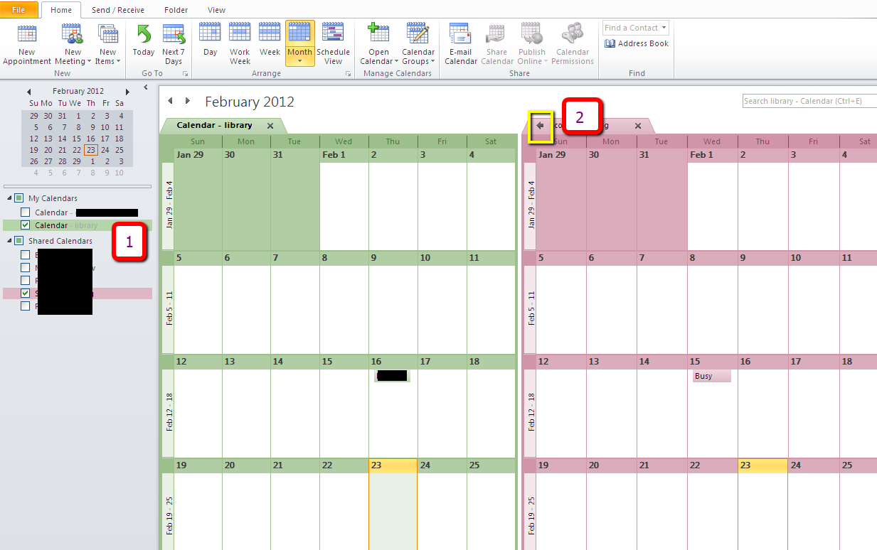 5 things you can do with microsoft outlook calendar 2010