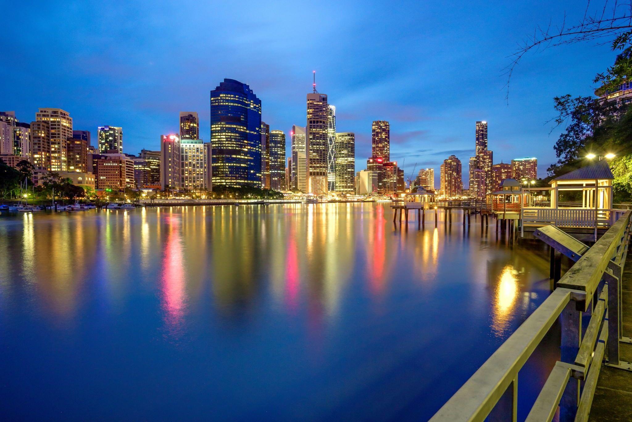 Brisbane kangaroo point by tony mwendi kinkela on 500px