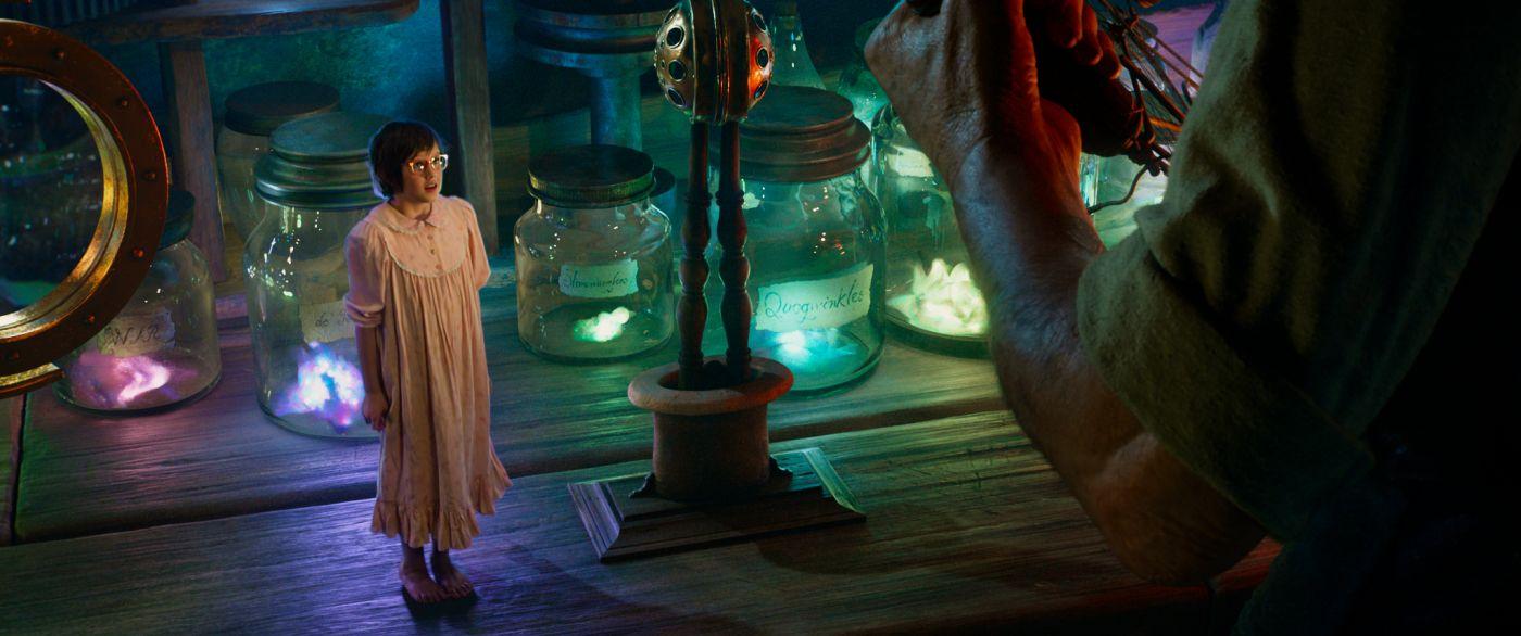 Sophie Ruby Barnhill Erlebt Im Land Der Riesen Ein Magisches Abenteuer C 2016 Constantin Film Verleih Gmbh Filme Constantin Film Und Mertesacker