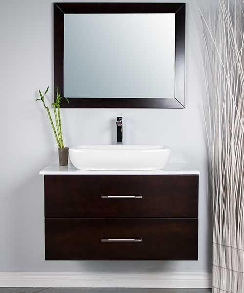 Vanity Style Pinterest Vanities Floating Bathroom Vanities - Bathroom vanity floating style