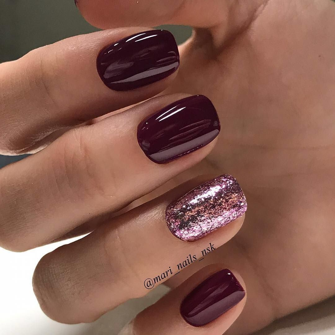 fallnails | N a i l s. | Pinterest | Make up, Manicure and Nail nail