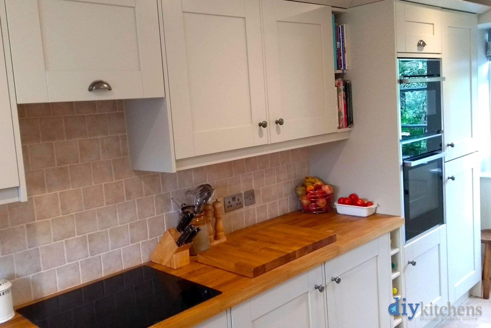 An Innova Clayton Mussel Shaker Kitchen Real Customer Kitchens