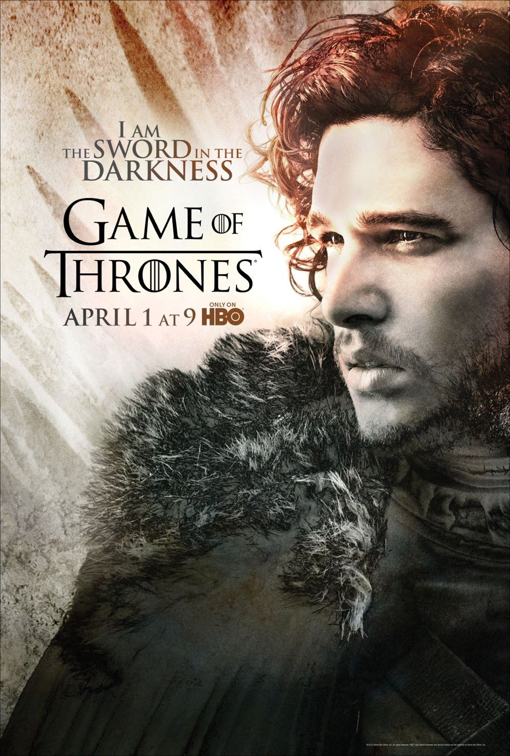 Game Of Thrones Tv Poster Mit Bildern Jon Snow Game Of Throne