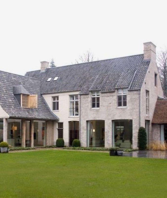 34 Outstanding Belgian Farmhouse Design Ideas That Have An Unique