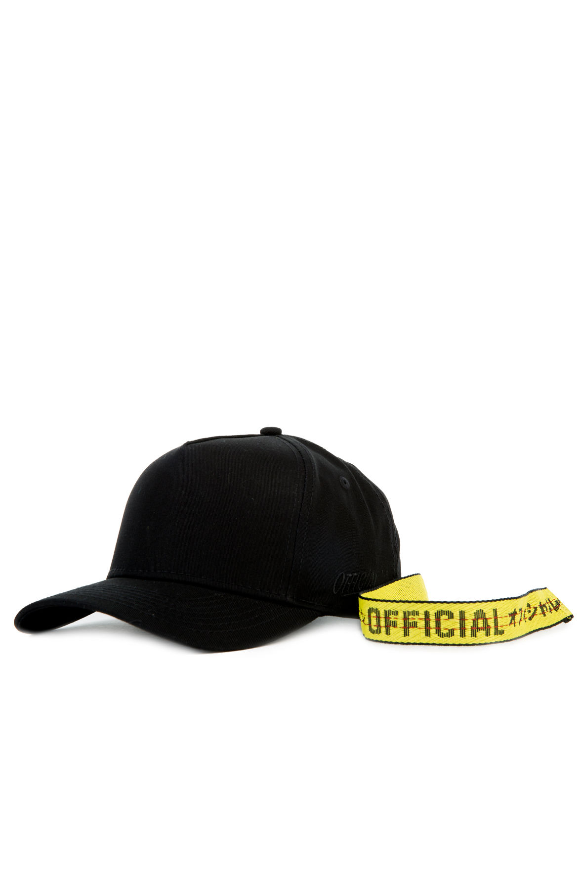 4d48eae0 Official Crown Of Laurel The Ace Flight Extra Long Strap Dad Hat In Black  And Yellow Black & Yellow
