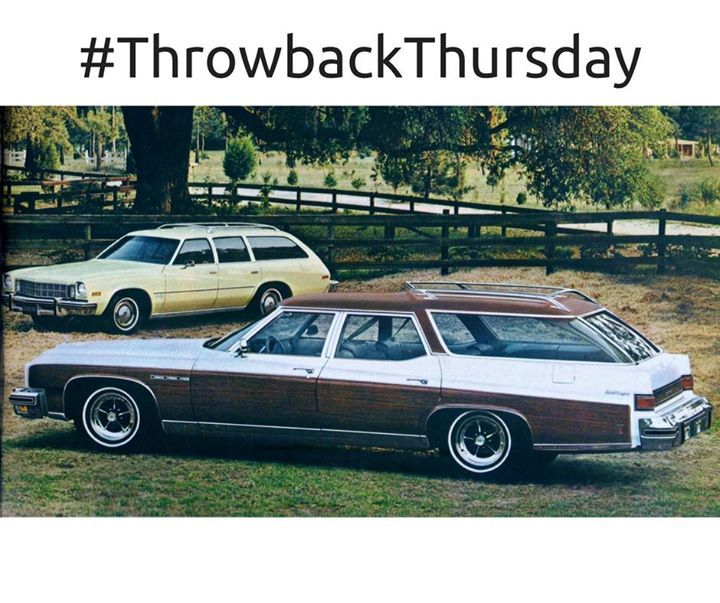 Buick Century Station Wagon For Sale: #TBT: 1974 Buick Estate Wagon