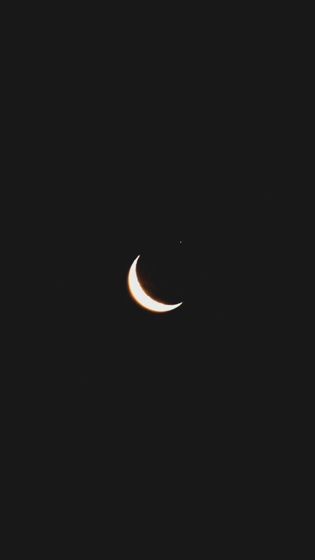 Waning Crescent Moon Crescent Moon Art Moon Photography Moon Art