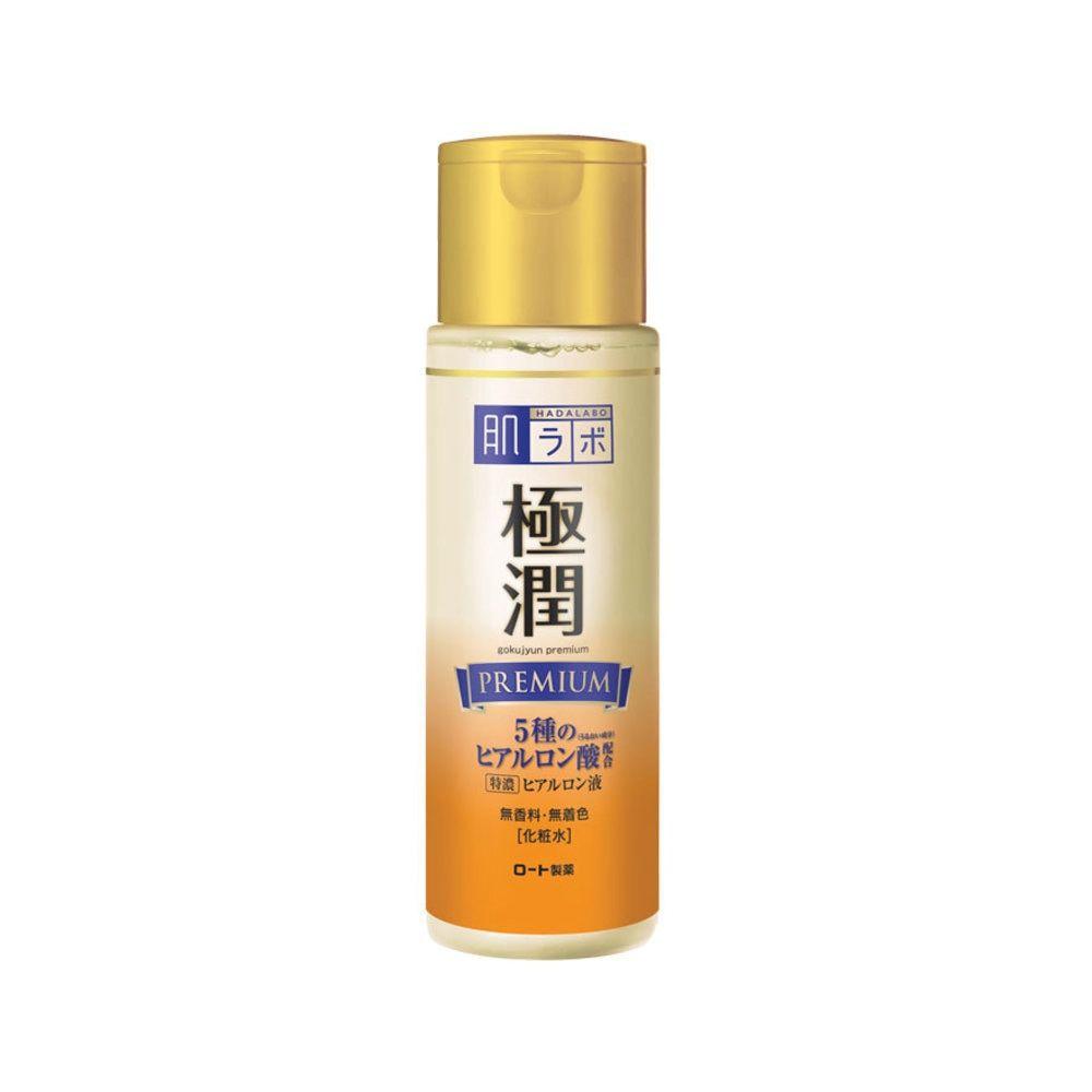 Hadalabo Premium Skin Care Toner Products Lotion Hydrating Lotion