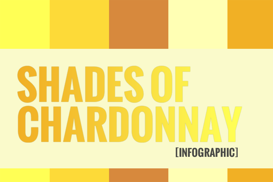 """Some call it """"Boob Juice"""" or """"Cougar Crack"""" - Shades of Chardonnay [Infographic]"""
