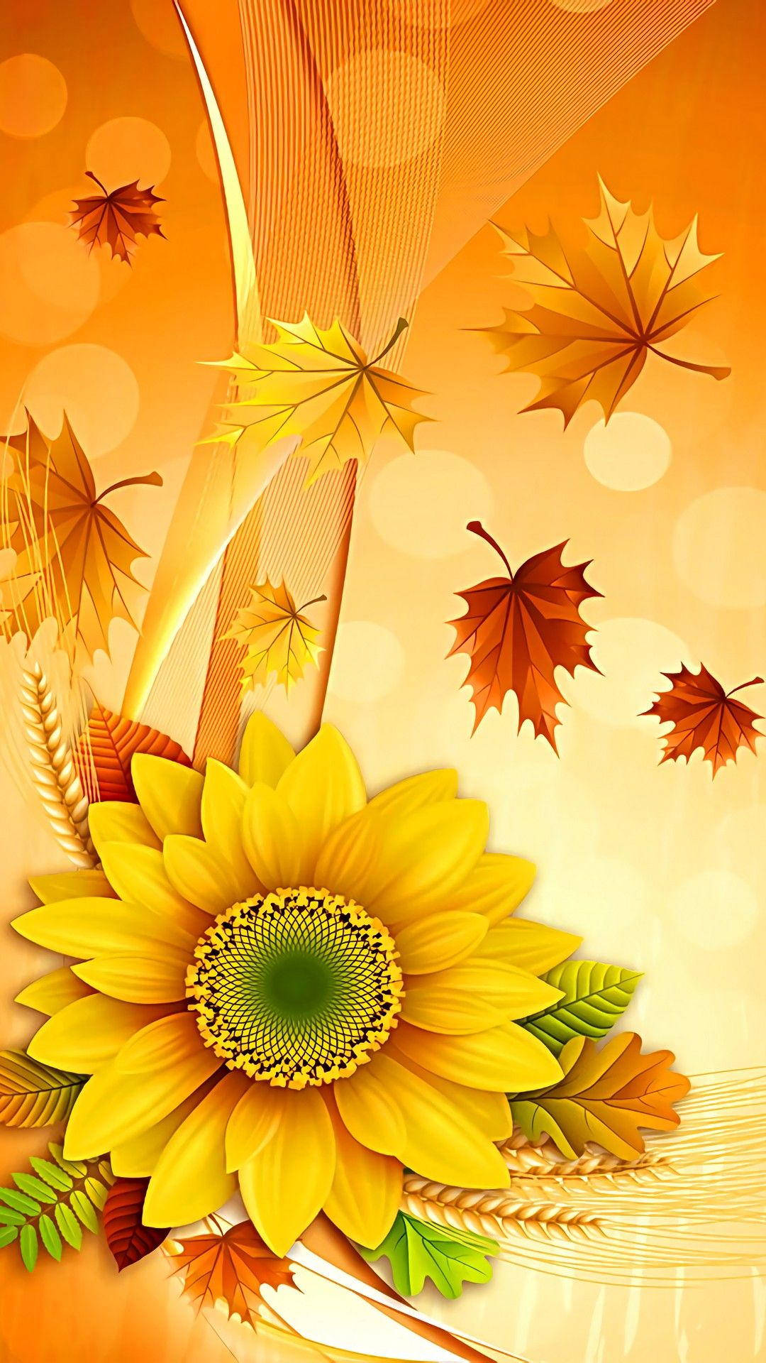 Fall Wallpapers Tla Fotogrficzne In 2019 Cellphone