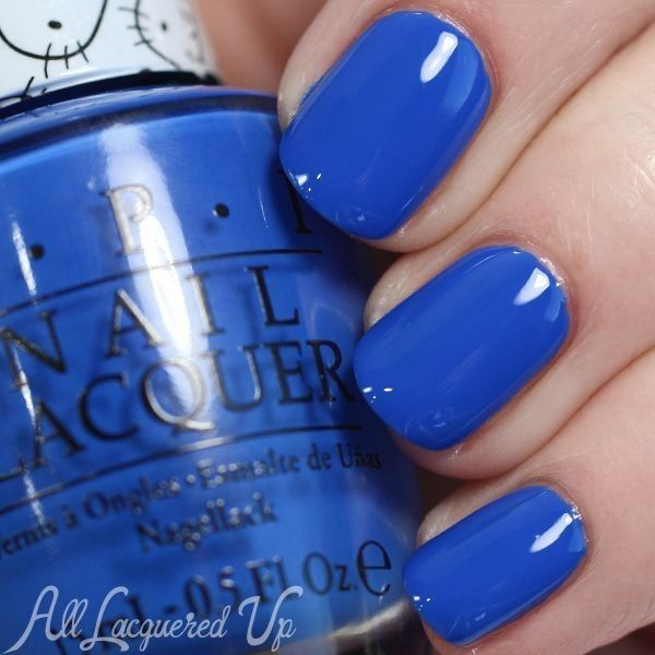 OPI Hello Kitty Collection Swatches Review All Lacquered Up A Nail ...