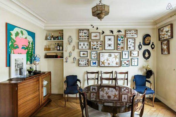 Dave's Loft: Golondrinas decorativas