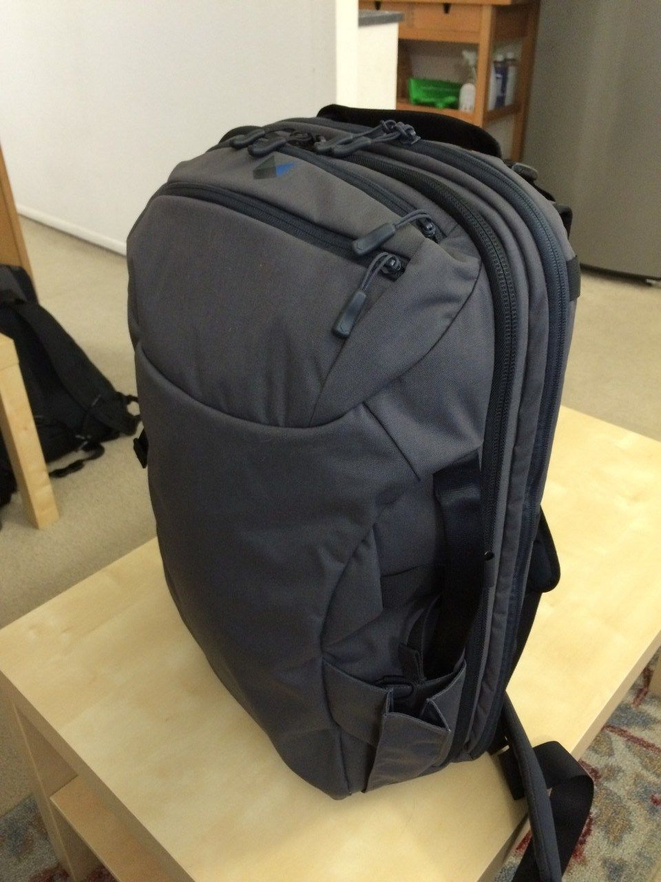 9b3f8cdd4210 Testing the Minaal Carry-on 2.0 Backpack – Snarky Nomad | travel in ...