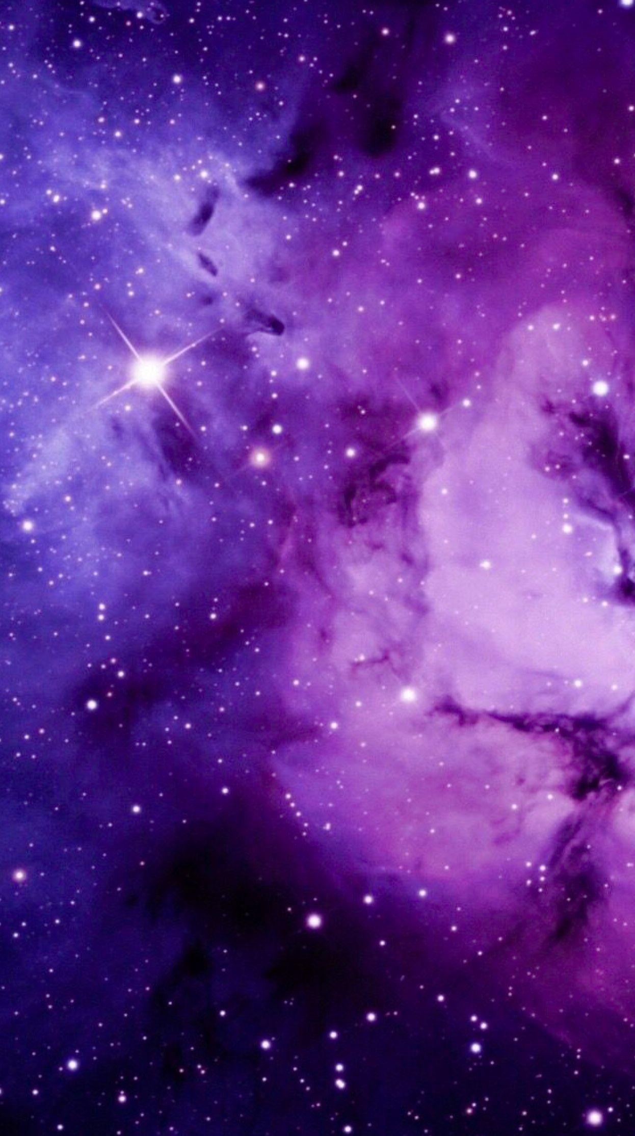 Pin By Marta Rosa Dos Santos On Aallpurple Everything Purple Galaxy Wallpaper Iphone Wallpaper Sky Galaxy Wallpaper