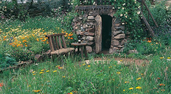Jardines de campo ideas para el hogar pinterest de for Ideas para jardines de campo