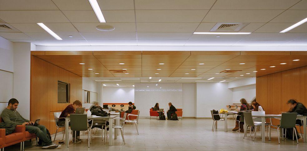 NYU Stern Interior