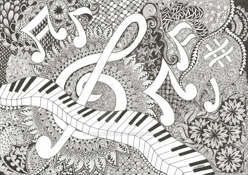 The Sound Of Music By Surabhikuthiala.deviantart.com On