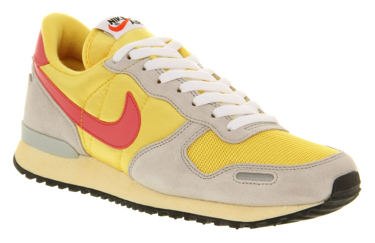 promo code 791d9 e4a7d Nike Air Vortex Vintage in Yellow   Lyst