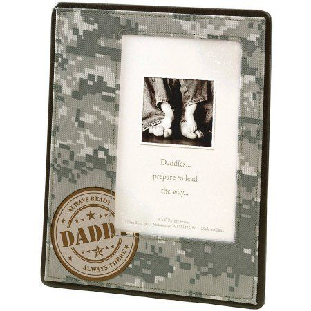 Lillian Rose Daddy Military Frame, Multicolor   Military, Frames and ...